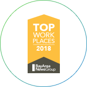 2018 Top Work Places - Bay Area News Group