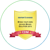 Pulse Secure Editor's Choice Bring Your Own Device (BYOD) Solution 2016 CDM
