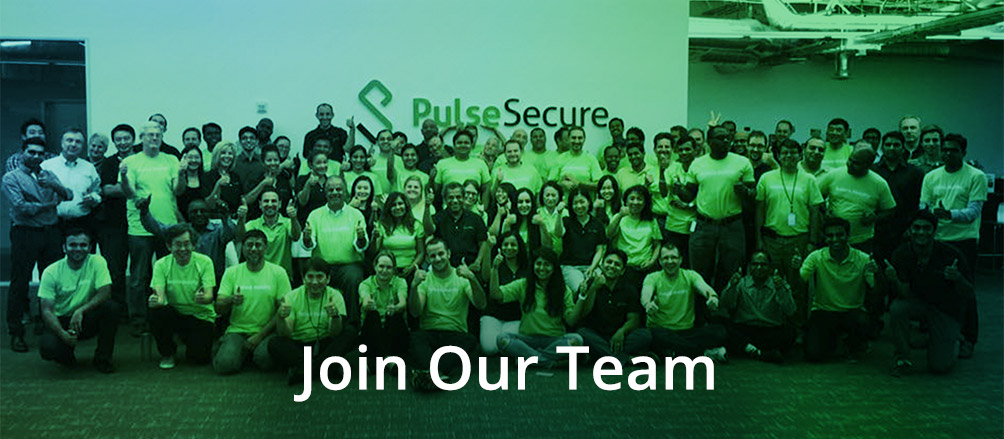 Pulse Secure Company Careers